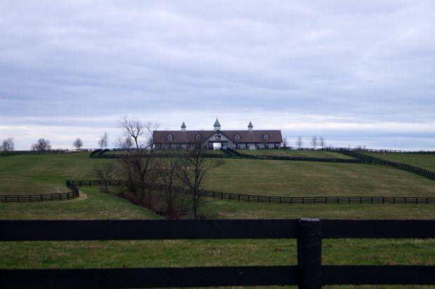 Kentucky - Countryside outside of Lexington