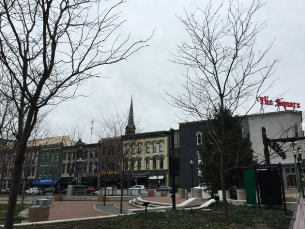 Kentucky - Downtown Lexington