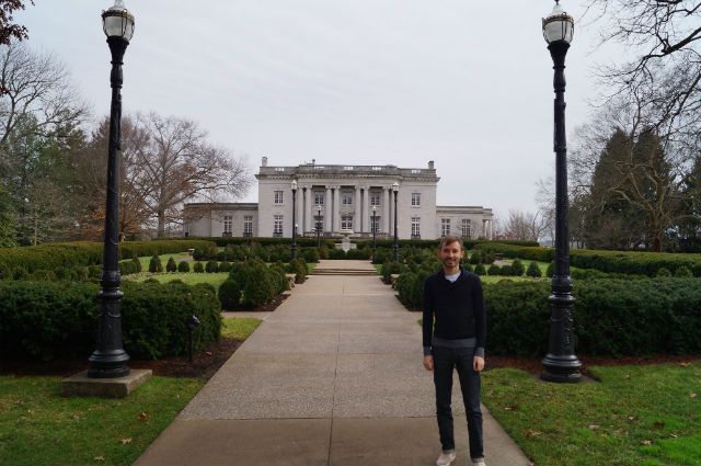 Kentucky - Governors Mansion in Frankfort