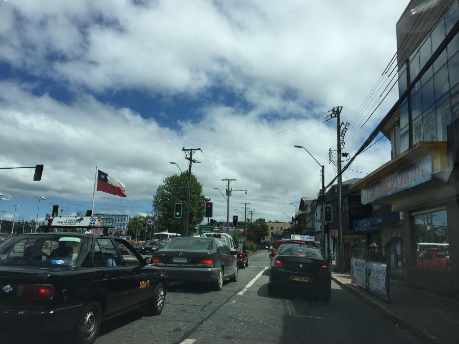 Downtown Puerto Montt
