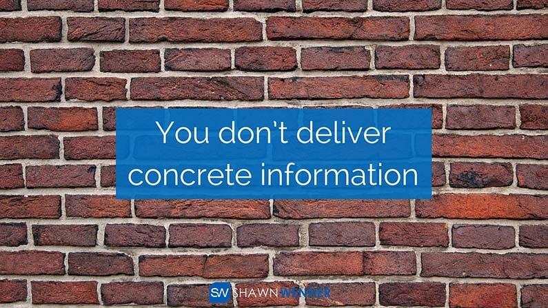 Concrete Info SW Article