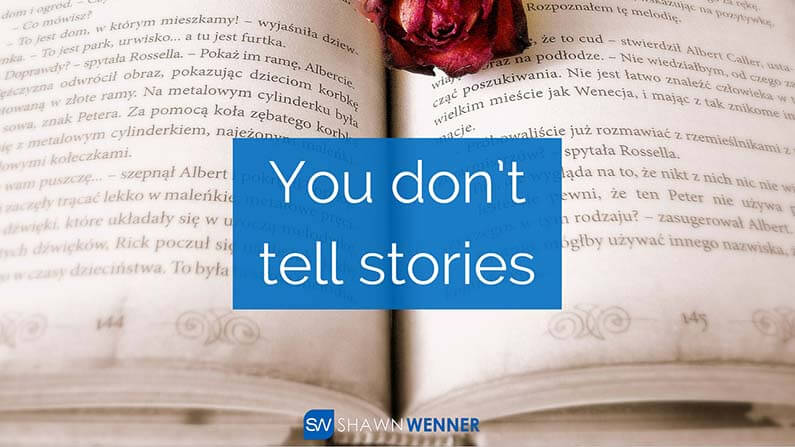 Tell Stories SW Article