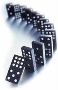 Dominos Fall