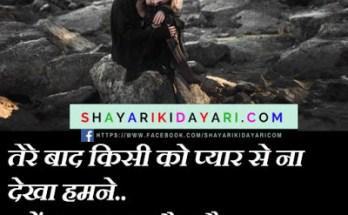 Tere Baad Kisi Ko Pyar Se Naa Dekha Humne