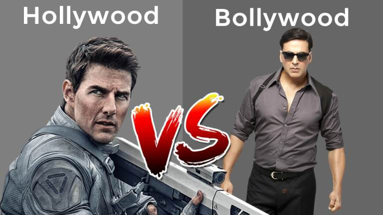 The most important key differences between Hollywood movies and Bollywood Movies