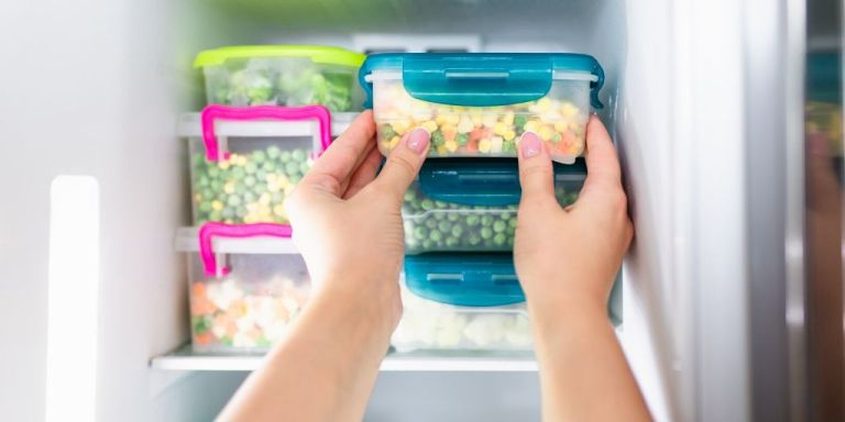 A Storage Container for Cold Foods!