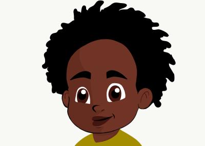 Little Boy Hero