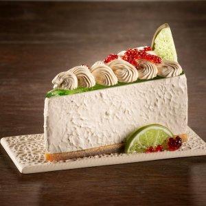 Gâteau au fromage et citron vert