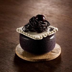 Petit gâteau au chocolat