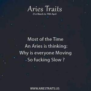 Aries Traits – Aries Personality – Aries Characteristics – Ideas for Aries Men & Women