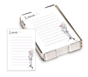Golfer Quick Notes