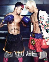 Seungri & Daesung BIGBANG
