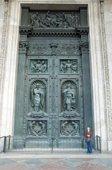 St Petersberg - RussiaSt. Issac's Cathedral - St Petersberg - Russia