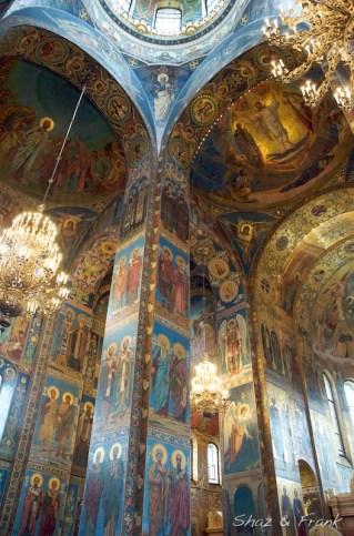 St Petersberg - RussiaSavior on Spilled Blood - St Petersberg - Russia