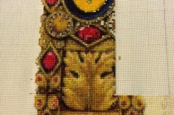 My Stitching Day on Gemini