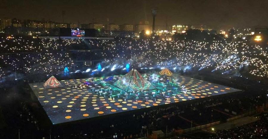 أهم المعلومات عن حفل ختام كأس الأمم الأفريقية 2019 مدته 10