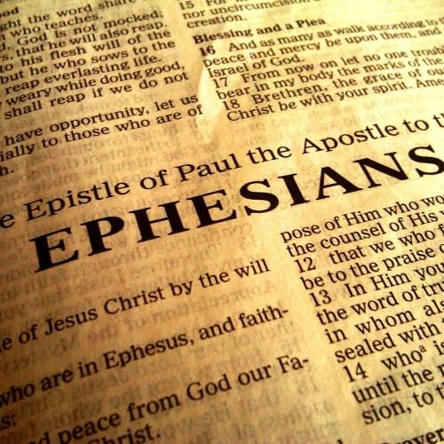 3-Dimensional Praise – Ephesians 5:18-20