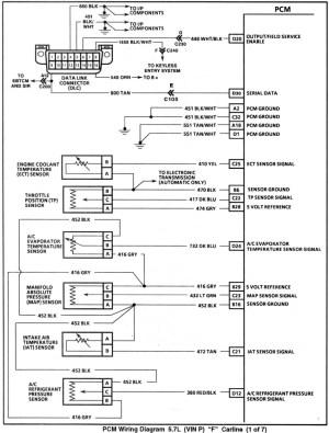 need help wiring my ALDL  LT1  Third Generation FBody