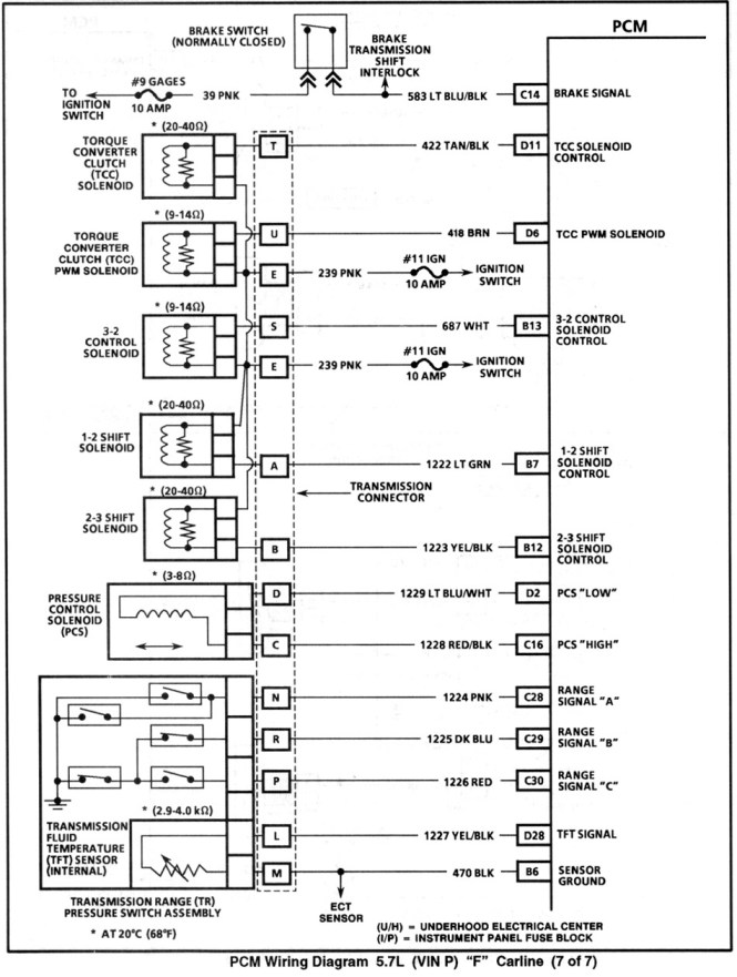 4l60e transmission wiring diagram wiring diagram 4l60e transmission solenoid diagram image about
