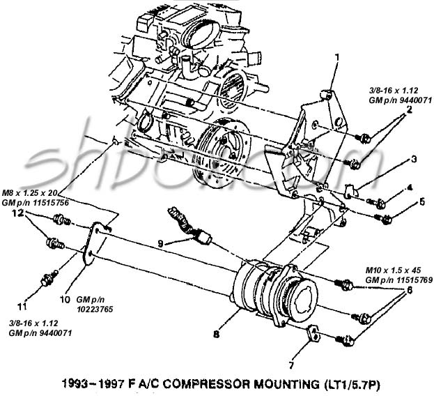 Diagram 94 Lt1 Engine Diagram Get Free File Ff14489