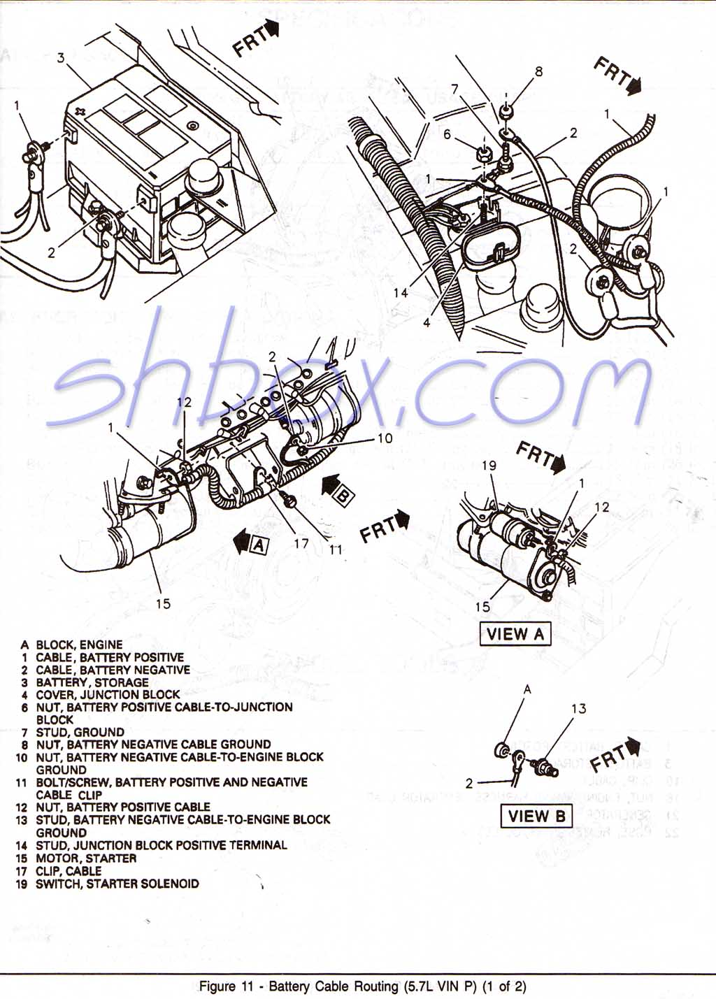 94 Chevy Alternator Wiring Diagram