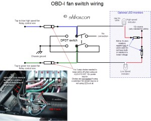 cooling fan switch mod?  LS1TECH  Camaro and Firebird Forum Discussion