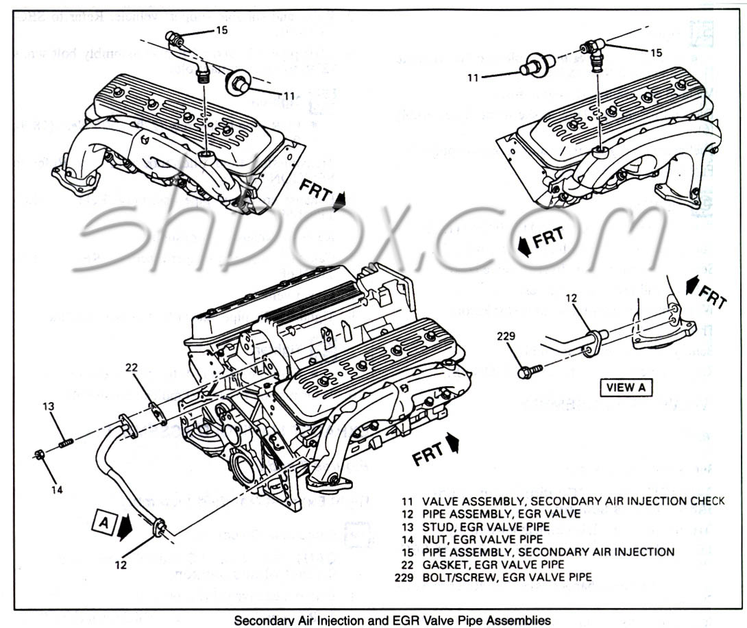 Vacuum Diagram 96 Fleetwood