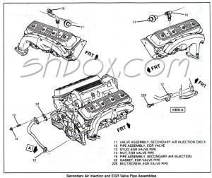 Vacuum hose diagrams?  LS1LT1 Forum : LT1, LS1, Camaro
