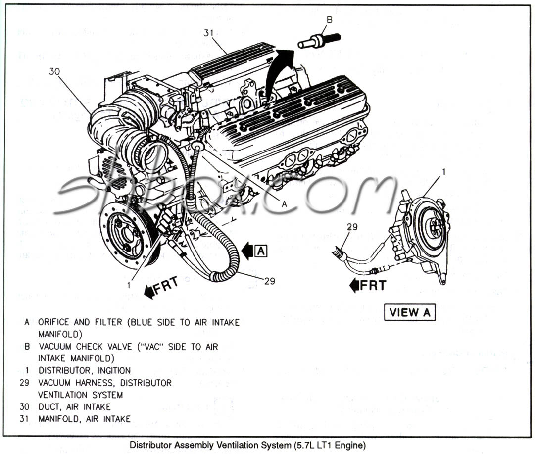 Impala Engine Diagram