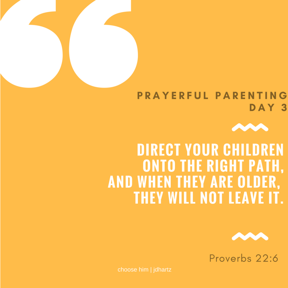 PrayerfulParentingDay3