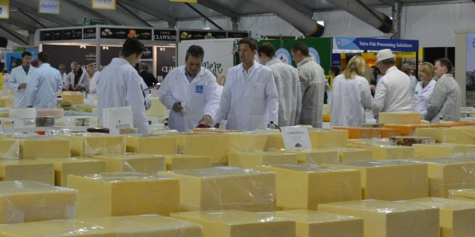 International Cheese Awards 2015