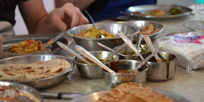 Cookery Class in Udaipur with Shashi