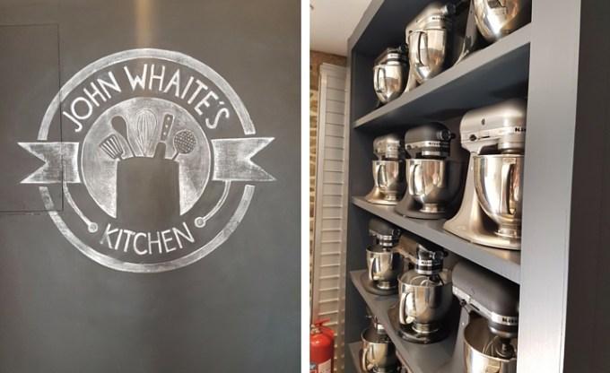 Clandestine Cake Club John Whaite's Kitchen