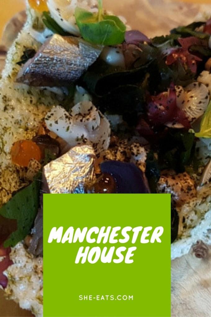 Manchester House / SHE-EATS