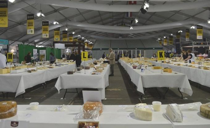 International Cheese Awards 2016