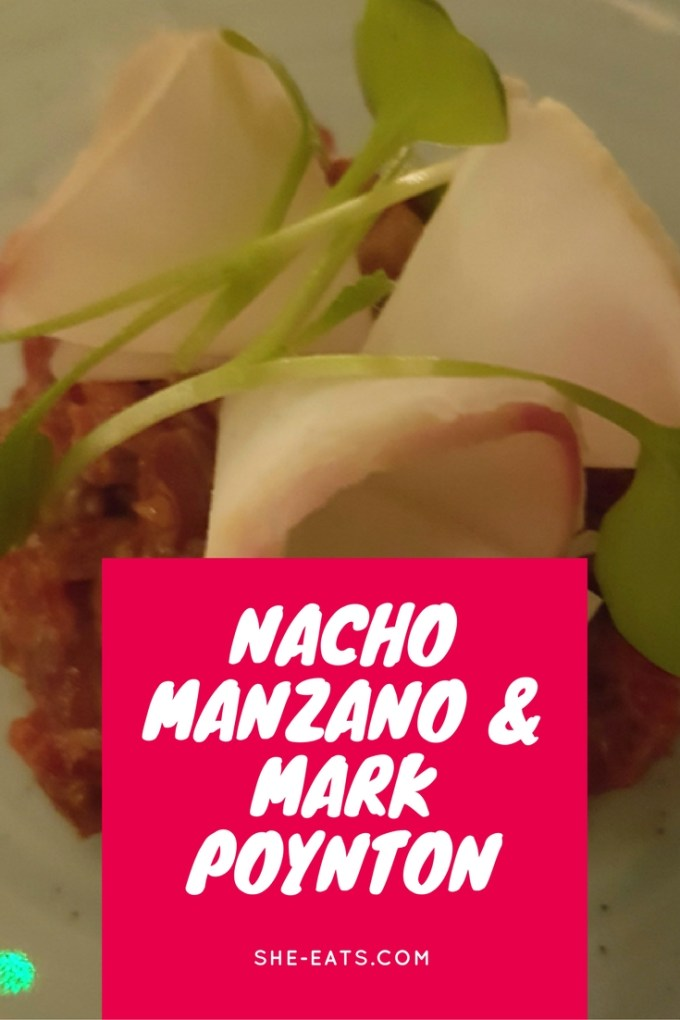 Nacho Manzano and Mark Poynton / Iberica Manchester / SHE-EATS