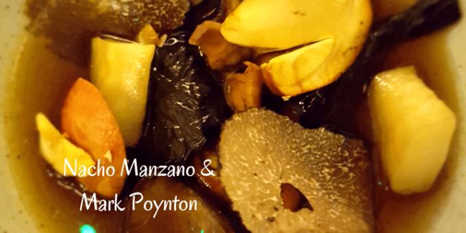 Nacho Manzano & Mark Poynton, Iberica Manchester