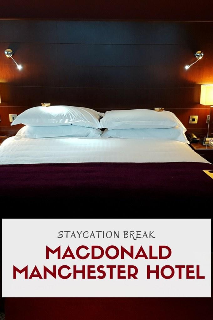 Macdonald Manchester Hotel // GoodEggFoodie