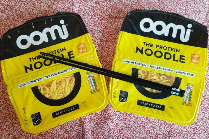 Oomi Protein Noodles // SHE EATS
