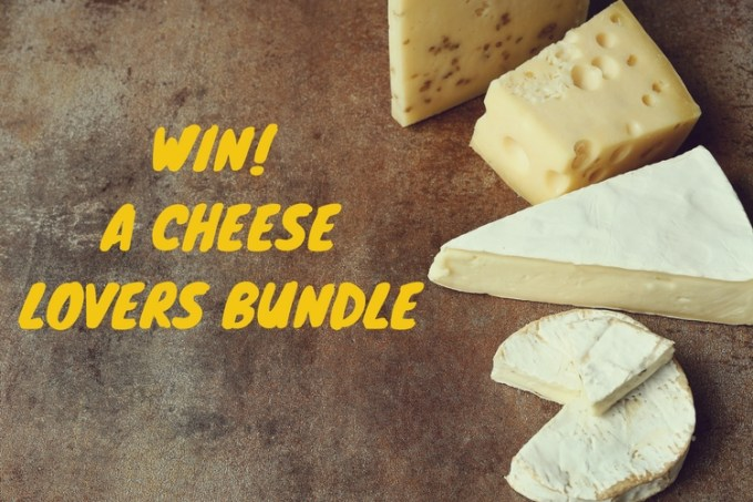 Win cheese lovers bundle / SHE-EATS