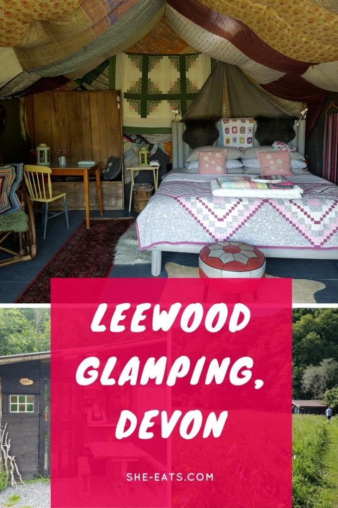 The Ark at Leewood glamping Devon / UK holidays / SHE-EATS