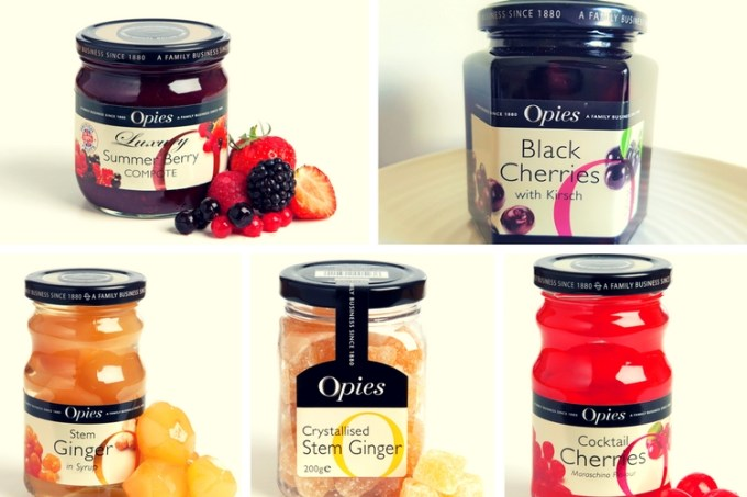 Win Opies Baking Goodies / SHE-EATS