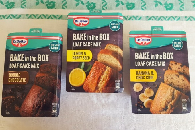 Dr Oetker Loaf Cake Mix / Review / SHE-EATS