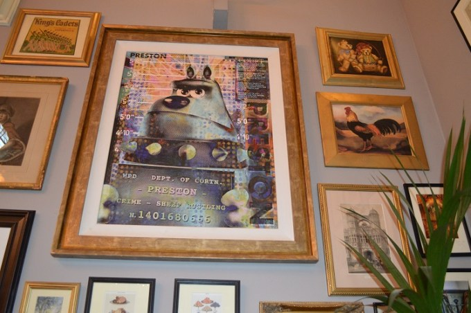 Artwork / The Courthouse Knutsford / Afternoon Tea / SHE-EATS