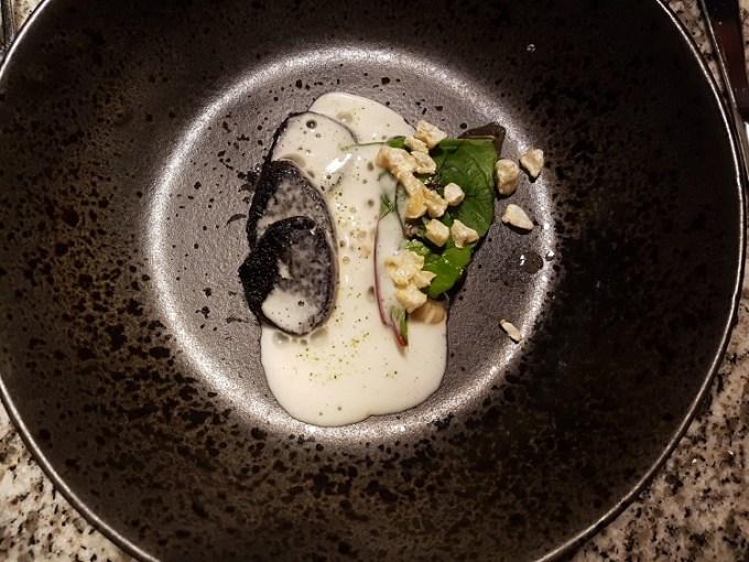 dish at Grafene Manchester
