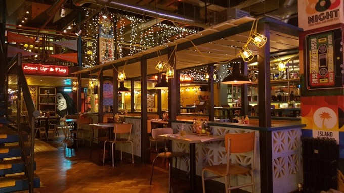 Turtle Bay Manchester Oxford Road / SHE-EATS
