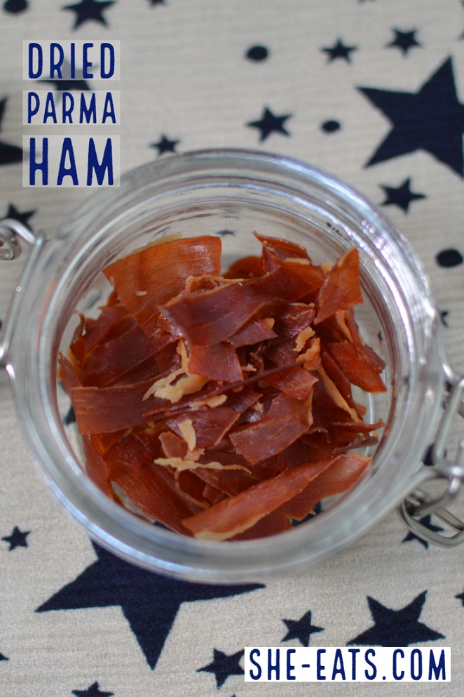 Dried Parma Ham / She-Eats.com