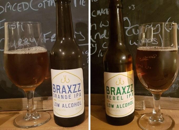 Braxzz IPA beers