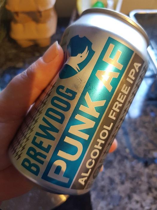 Brewdog Punk AF can