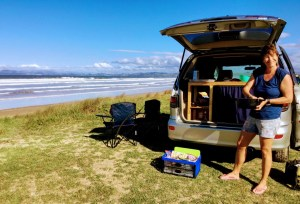 Tokerau beach camping